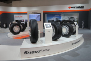 Hankook Tire IAA 2016 1 Travelarz