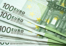 money euro 100 eur package